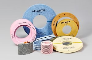 Grinding wheel types and grades