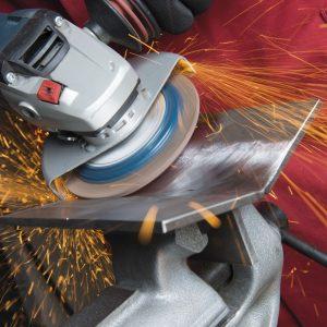 grinding wheel bonding systems